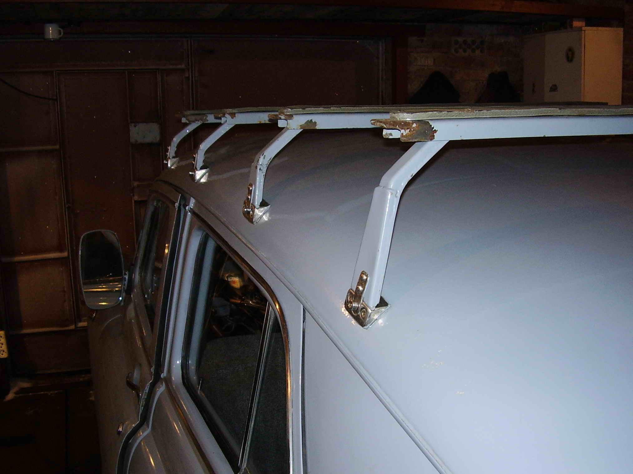 Как сделать багажник на крышу автомобиля своими руками фото и чертежи